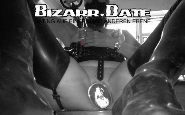 Ichbin eine richtige BDSM Schlampe.
