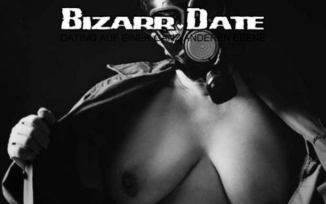 Ein Date mir einer Bizarr Lady.