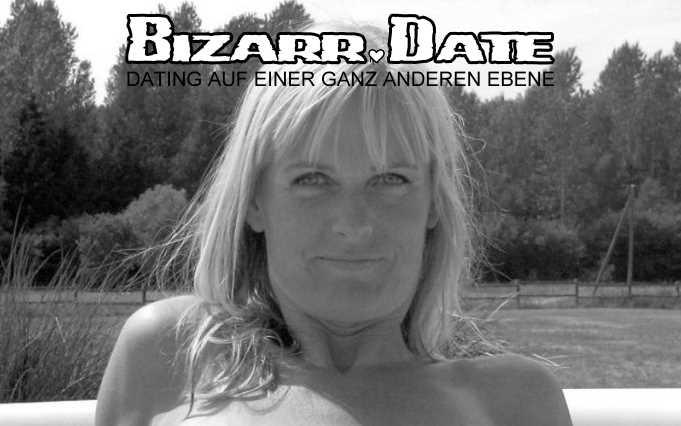 Blonde Fickfotze sucht Mann für Date.