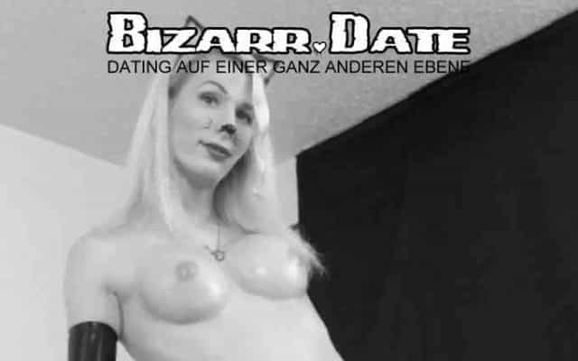 Blonde Transe will Analsex.