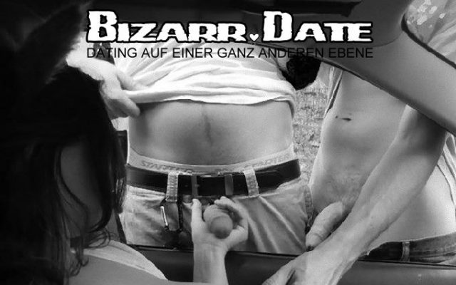 BIZARR DATE mit Cuckold Paar