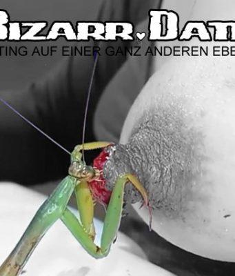 Sie hat einen Insekten Fetisch.