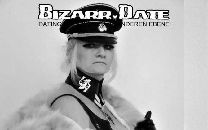 Nazischlampe sucht Juden für Rollenspiele - Bizarr.Date