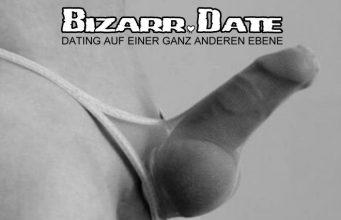 BIZARR DATE mit Nylonschwanz