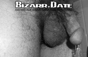 Beim BIZARR DATE Pisse trinken