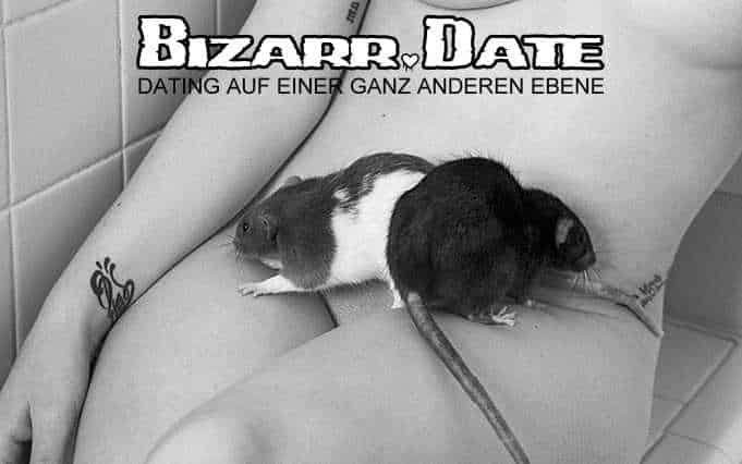 Würdest Du ne Ratte in der Fotze geil finden?