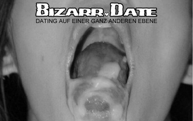 BIZARR DATE mit Wichse schlucken